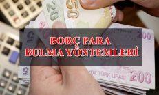 Kredi Çekemeyenler İçin Borç Para Bulma Yolları