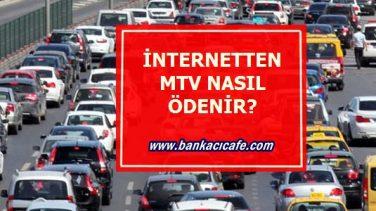 İnternetten Taşıt Vergisi Nasıl Ödenir?