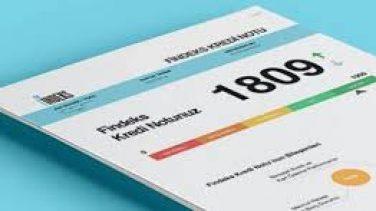 Kredi Notu Hakkında Bilgiler