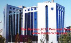 İller Bankası Personel Alımı 2017