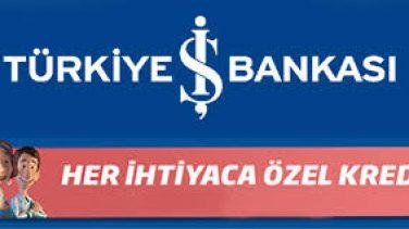 İş Bankasından İhtiyaç Kredisi Kampanyası